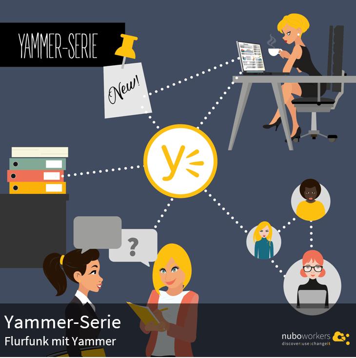 Yammer Serie - Flurfunk | nuboRadio