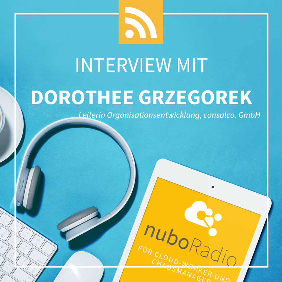 Dorothee Grezegorek - nuboRadio Interview