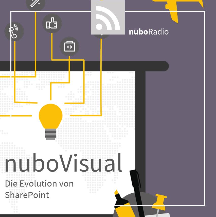 Evolution von SharePoint - nuboworkers Podcast Digitalisierung