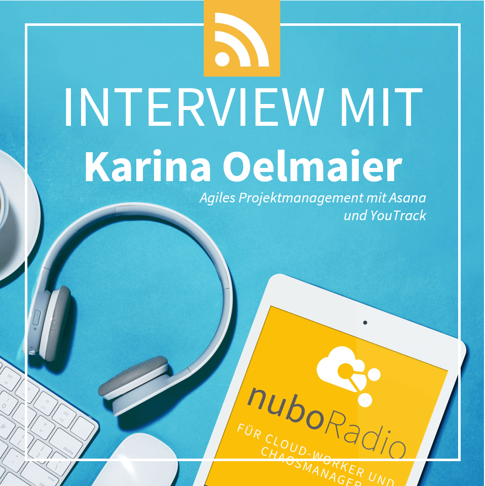 Interview Projektmanagement Tools - nuboworkers Podcast Digitalisierung