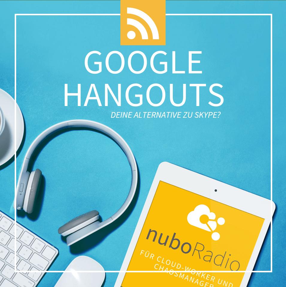 google hangouts einladung
