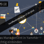 Coming Soon - Management in Yammer einbinden