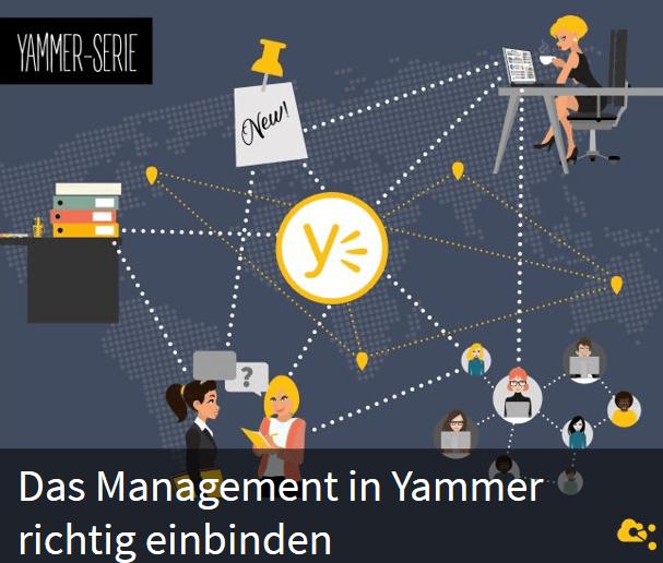 Das Management in Yammer richtig einbinden | nuboRadio