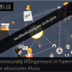Coming Soon - Community Management in Yammer