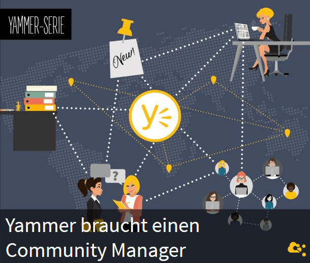 Yammer braucht einen Community Manager | nuboRadio