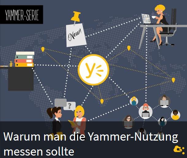 Warum man die Yammer-Nutzung messen sollte | nuboRadio