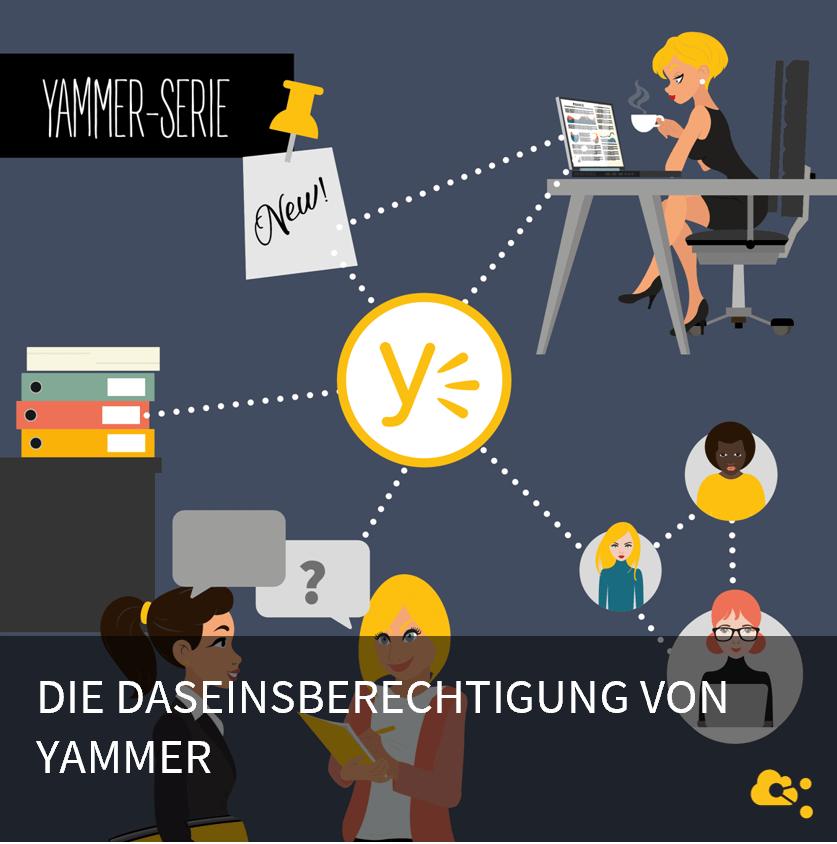 Die Daseinsberechtigung von Yammer | nuboRadio