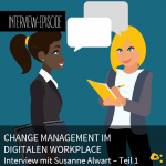 Change Management - Interview mit Susanne Alwart