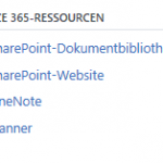 Office365 Ressourcen nuboRadio