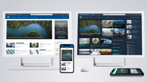 SharePoint home sites als landigpage im intranet | nuboRadio