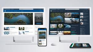 SharePoint home sites als landigpage im intranet   nuboRadio