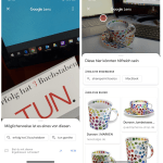 Google Lens Shot | nuboRadio