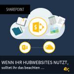 Hubwebsites - Sharepoint - nuboRadio