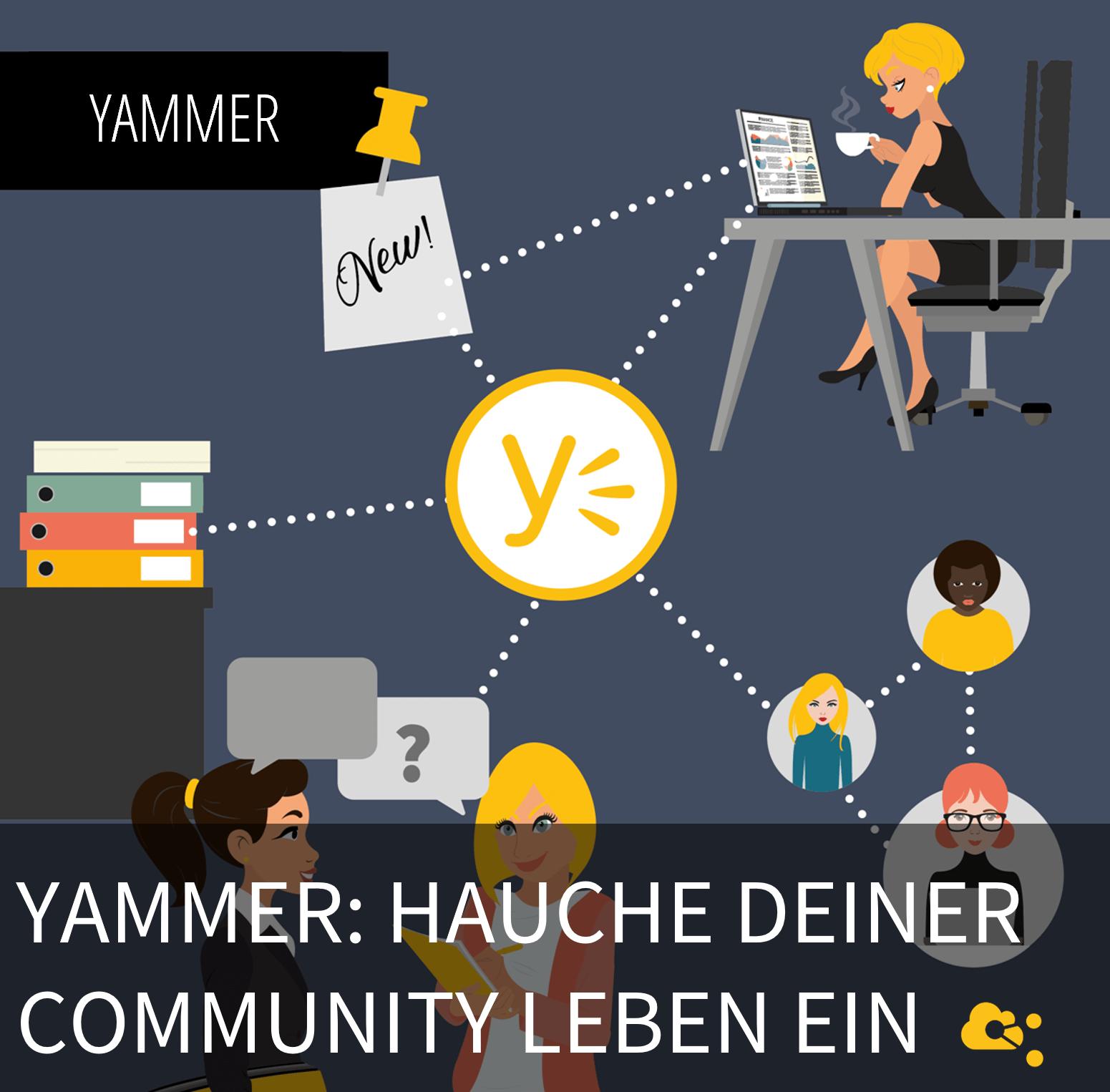 INSTA - Yammer - nuboRadio