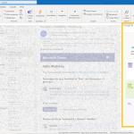 Insights in Microsoft