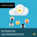 Interaktive Onlineworkshops