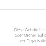 SharePoint Online Bericht - Mit externen Benutzern geteilt