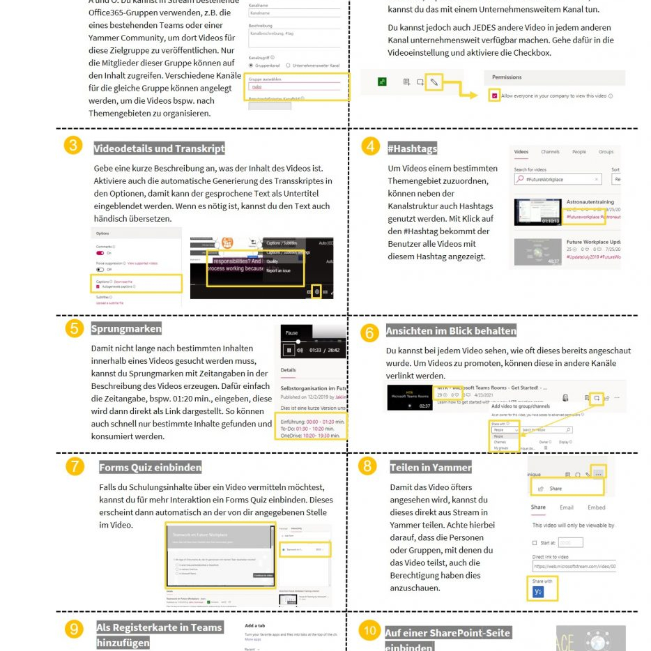 Stream One Pager
