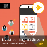 Livestreaming mit Stream | nuboRadio