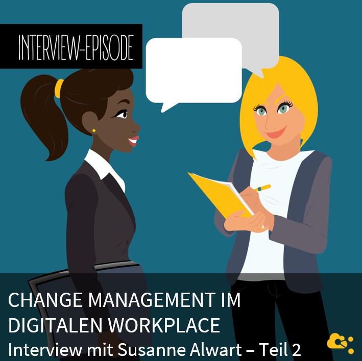 Change Management im Digitalen Workplace