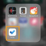 microsoft todo app
