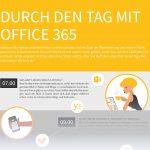 Durch den Tag mit Office 365