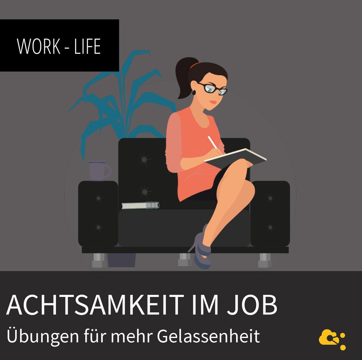Achtsamkeit im Job | nuboRadio