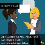 Interviewepisode über Technik ist austauschbar - Mindset nicht   nuboRadio