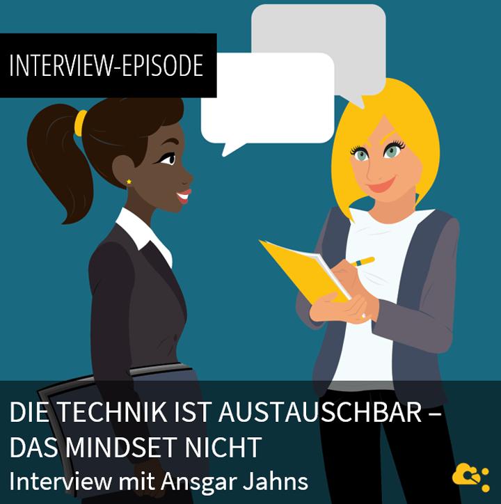 Interviewepisode über Technik ist austauschbar - Mindset nicht | nuboRadio