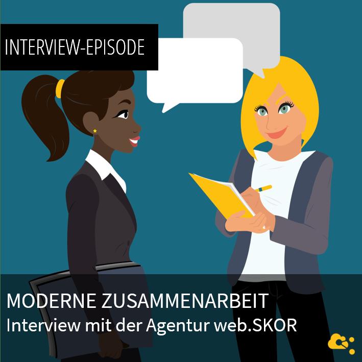 Moderne Zusammenarbeit | nuboRadio mit web.SKOR
