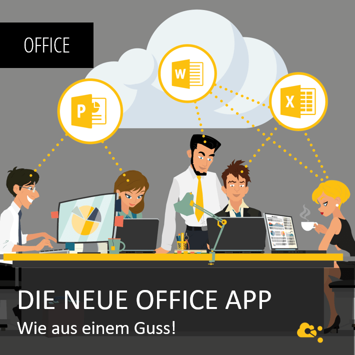 Grafik für Office App nuboRadio