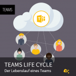 Teams Life Cycle Grafik